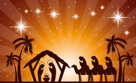 Kerstmis ontwerp, vector illustratie Stockfoto - 34297860