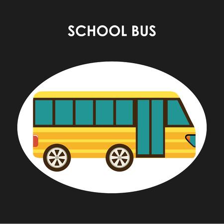 school design , vector illustration Vector