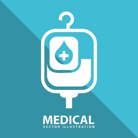 blood bag: medical design