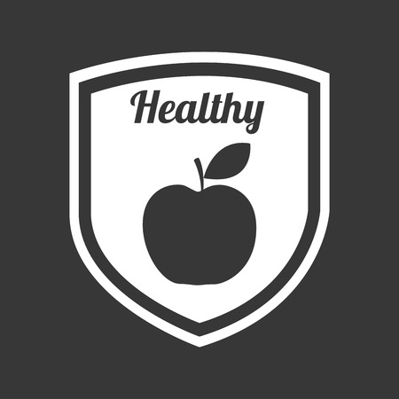 healthy design Vector