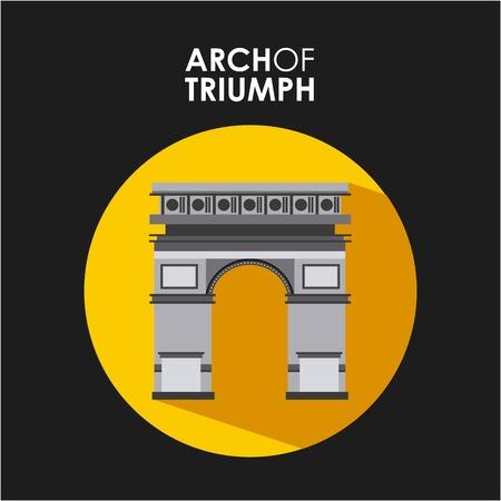 triumph: arch of triumph