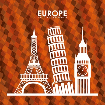europe: europe design Illustration