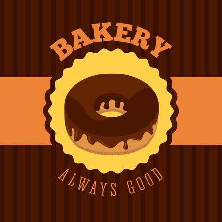 bakery menu design Vector