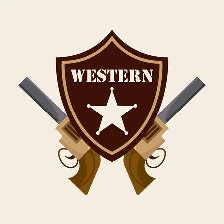 sherif: western banner