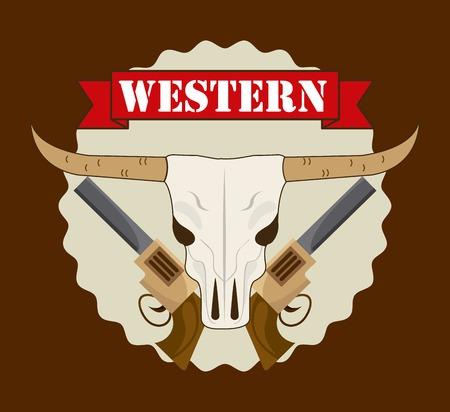 seal gun: western banner