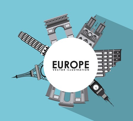 bigben: europe design Illustration