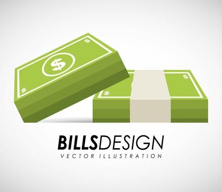 one dollar bill: bills money