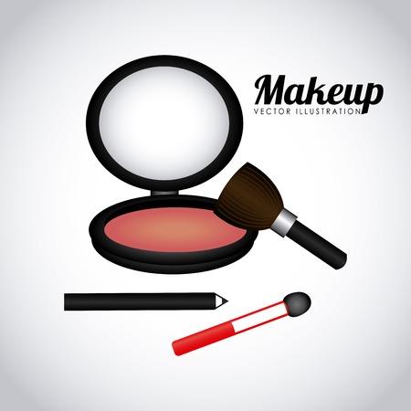 make up design 版權商用圖片 - 34741781