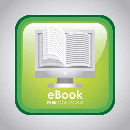 electronic book: electronic book design