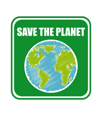 save the earth: save the planet