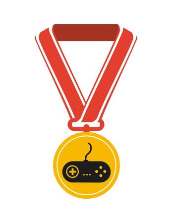 gamer: gamer icon design      Illustration