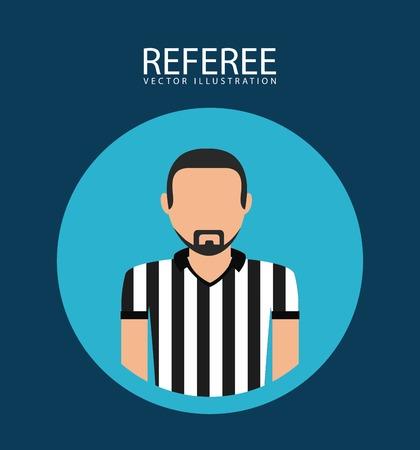 arbitro: �rbitro icono del dise�o