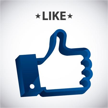 like hand: like hand design
