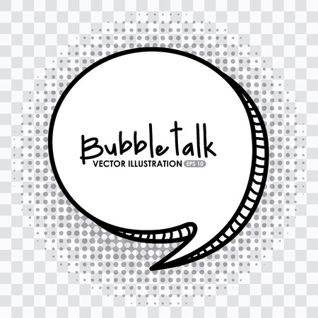 bubble talk: bubble talk design
