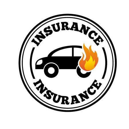 safe world: insurance icon design, vector illustration eps10 graphic