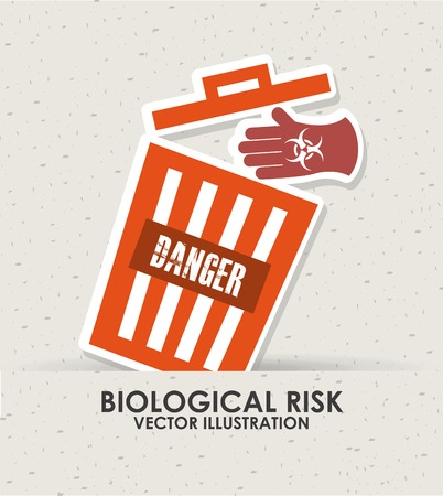 biological waste: biological risk design