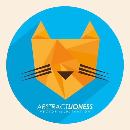 abstract animal design