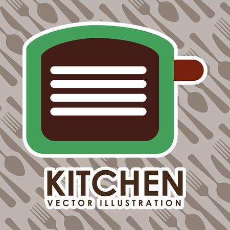 roaster: kitchen design