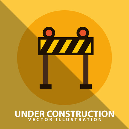 industrial construction: under construction design