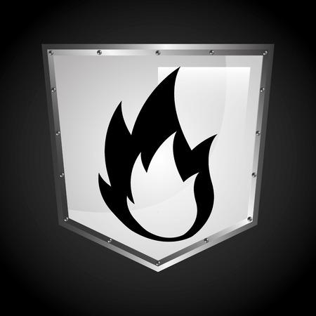 fire shield: fire shield design