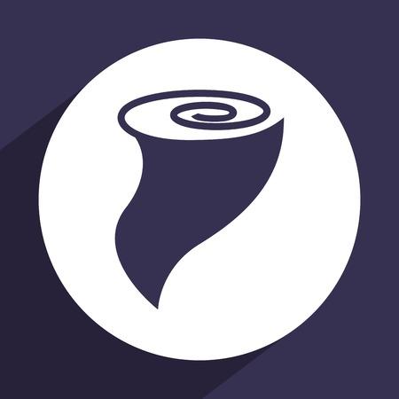 twister: twister icon design