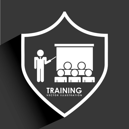 training course: training icon design