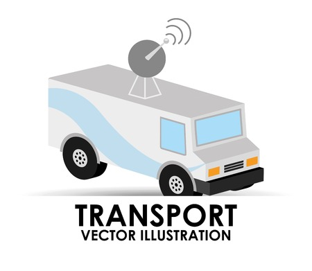 antena: transport vehicle design