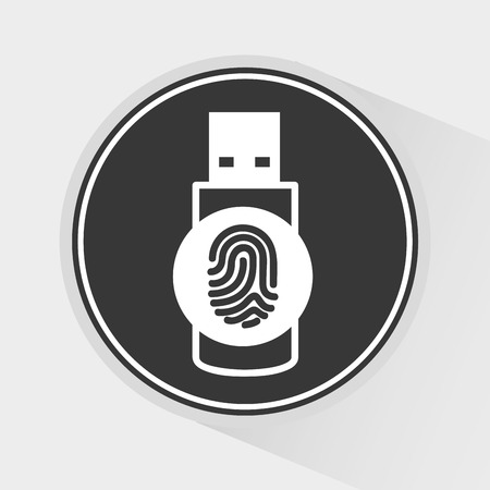serial: usb icon design, vector illustration eps10 graphic