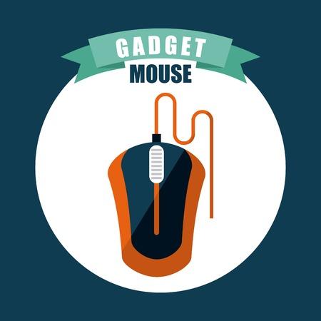 gadgets tech design, vector illustration eps10 graphic Vector