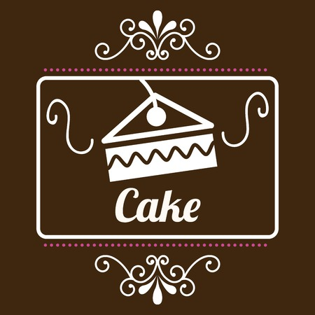 baked goods: bakery  design, vector illustration