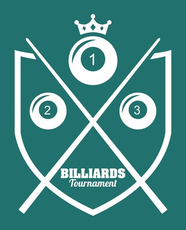 snooker cues: billiard tournament design