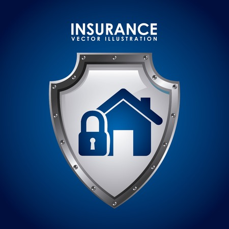 trustworthy: insurance icon design, vector illustration eps10 graphic