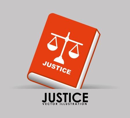 prosecutor: justice icon design, vector illustration eps10 graphic
