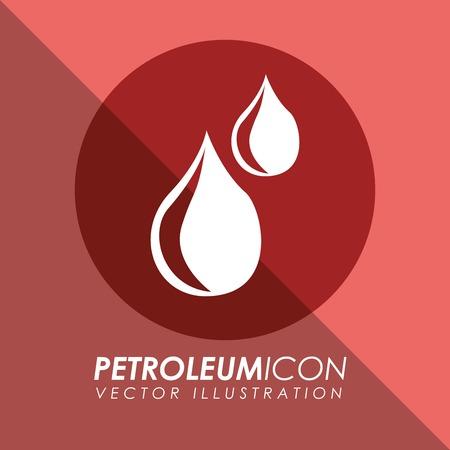 oilfield: petroleum icon design, vector illustration eps10 graphic Illustration
