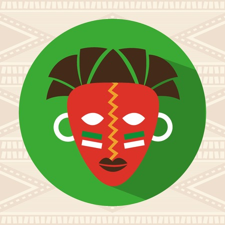 african culture: african culture design, vector illustration eps10 graphic