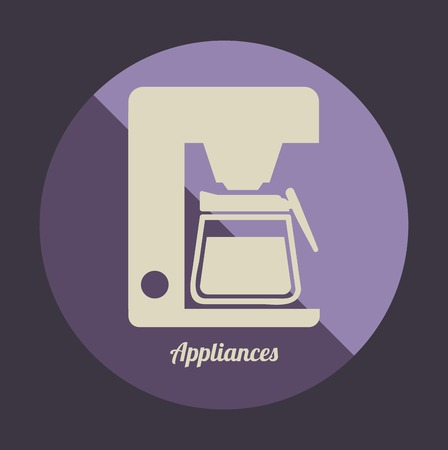 appliance: appliance home design, vector illustration eps10 graphic