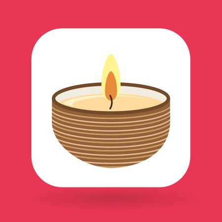 aroma therapy: spa relax  design, vector illustration eps10 graphic
