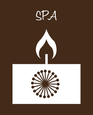 spa therapy: spa therapy  design, vector illustration eps10 graphic Illustration