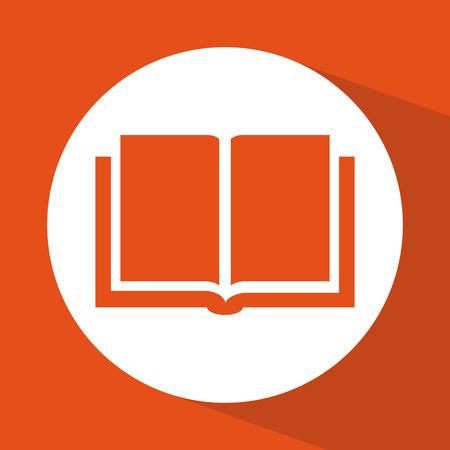 portadas de libros: libro icono de dise�o, ilustraci�n vectorial gr�fico eps10
