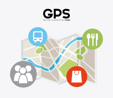 606 shopping signal stock illustrations cliparts and royalty shopping signal gps signals design vector illustration eps10 graphic