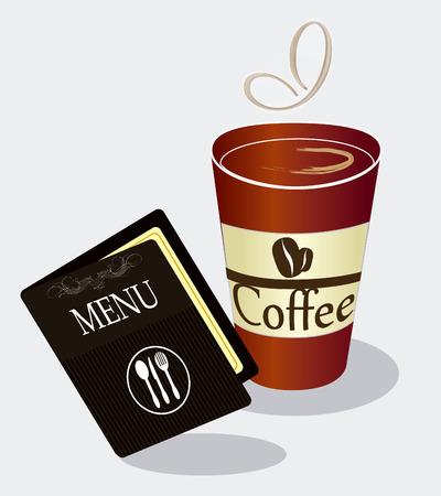 aliment: Food design over white background, vector illustration. Illustration