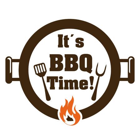 barbecue restaurant design Banco de Imagens - 36678577