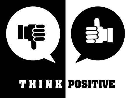bad idea: think positive design