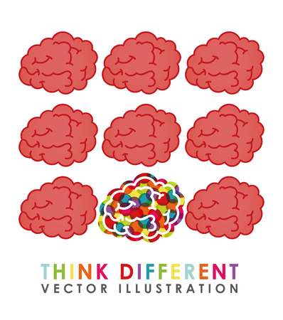 individual color: think different design
