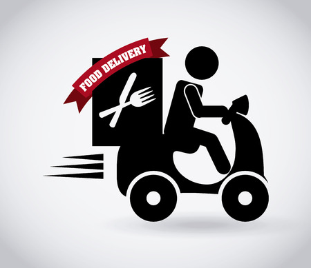 food delivery design