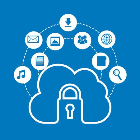 cloud search: cloud security design