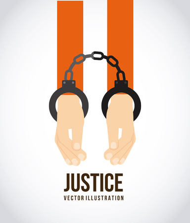 legislation: justice concept design, vector illustration graphic