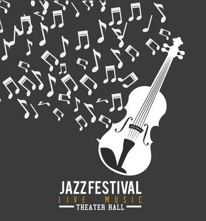 tracks live: Music design over gray background,vector illustration. Illustration