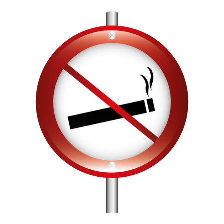abstain: dont smoke design