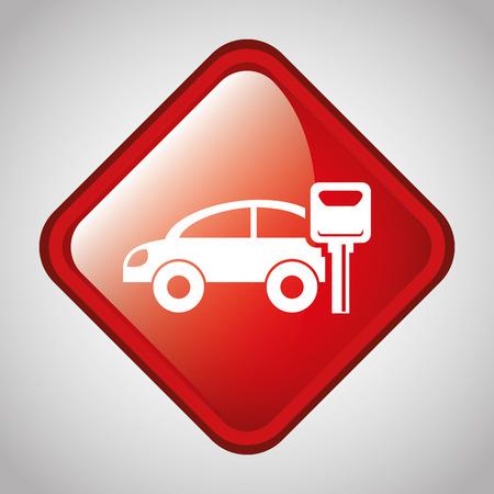 valet: parking sign design, vector illustration eps10 graphic